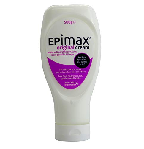 Epimax cream for dry and irritated skin