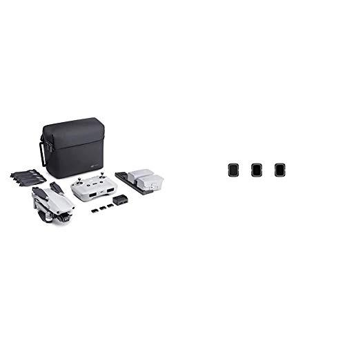 DJI Mavic Air 2 Pack Vuela Más Drone Quadcopter UAV con Cámara de 48MP + Air 2 ND Juego de Filtros (ND4/8/32)