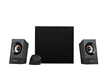 Logitech Powerful Sound with Bluetooth 2.1 Speaker System for PC Tablet or Smart Phone