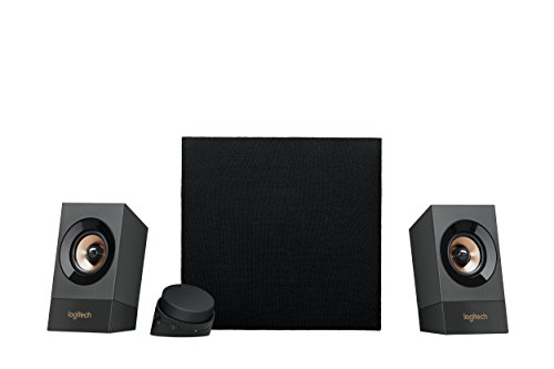 Logitech Powerful Sound with Bluetooth 2.1 Speaker System for PC, Tablet, or Smart Phone
