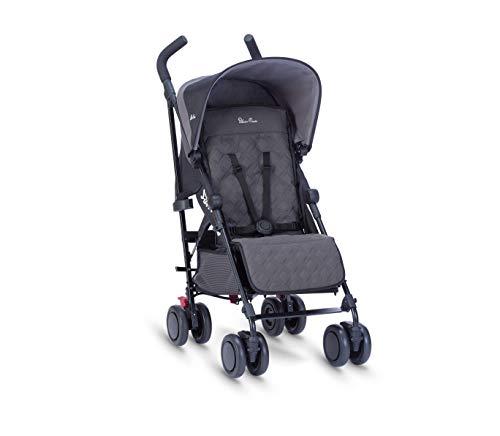 Silver Cross Pop Stroller, Compact and Lightweight Pushchair – Flint