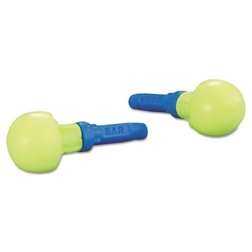 3M 3181000 E A R Push-Ins Earplugs, Cordless, 28nrr, Yellow/Blue, 100 Pairs