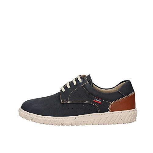 Callaghan Mope, Zapatos de Cordones Derby para Hombre, Azul (Azul 2), 42 EU