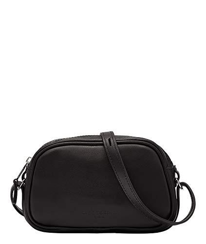 Liebeskind Berlin Jodie Camera Bag Umhängetasche, Extra Small (10 cm x 17 cm x 4.5cm), black