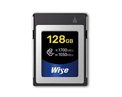Wise CFexpress Type B カード CFX-Bシリーズ 128GB