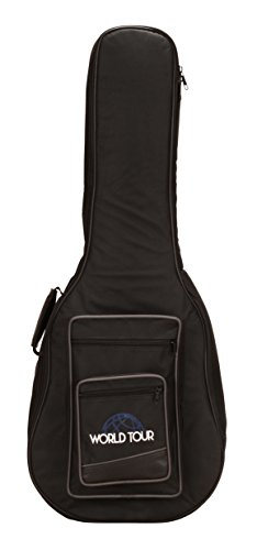 World Tour Deluxe 20mm Classical Guitar Gig Bag