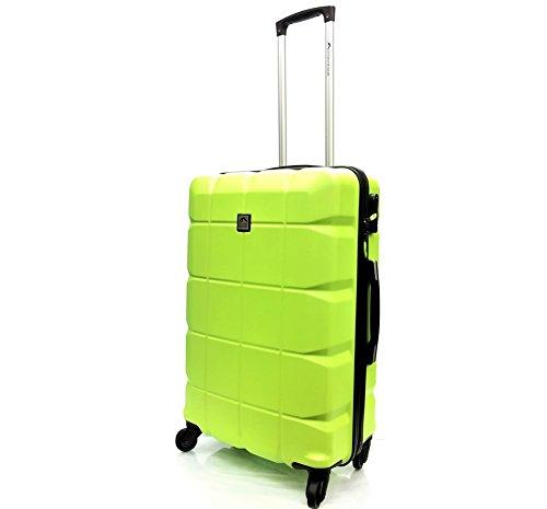 ATX Luggage Maleta verde lime green 24