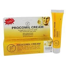 Procomil Delay Cream 1 TUBE AND PUNISHER PILL (COMBO) MORE TIME = MORE FUN FOR A NIGHT YOU'LL NEVER FORGET AND WILL LEAVE YOUR PARTNER BEGGING FOR MORE PLUS LOVE POTION EXCLUSIVE PEN