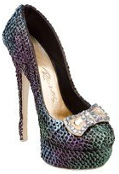 Smolder Collectible Miniature Shoe Just The Right Shoe By Raine