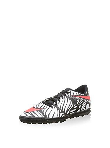 Nike Herren Hypervenom Phade II NJR Tf Fußballschuh, schwarz/weiß, 42 EU
