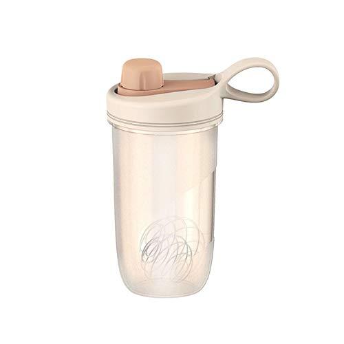 Schudden Cup Fitness Eiwit Voeding Poeder Milkshake Shake Cup Roer met Schaal Sport Plastic Water Cup (550ml) B