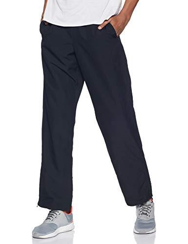 Under Armour Men's Vital Woven Workout Training Pants, Black (001)/Graphite, Large