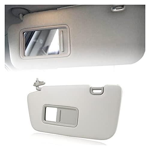 FENGFANG XIAO Store Sun Visor Fit for Subaru Impreza WRX STI 2008-2014 Conductor Izquierdo Interior Coche Sunvisor Shield con Cubierta de luz de Espejo Auto Accesorios (Color : Sun Visor)