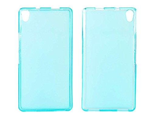 caseroxx TPU-Hülle für Archos Diamond S, Handy Hülle Tasche (TPU-Hülle in hellblau)