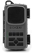 ECOXGEARFloating BluetoothSpeaker with Waterproof Dry Storage for Your Smartphone: EcoExtreme II (Gray)