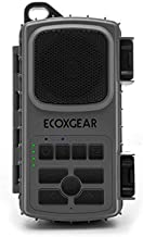 ECOXGEARFloating BluetoothSpeaker with Waterproof Dry Storage for Your Smartphone: EcoExtreme 2 (Gray)