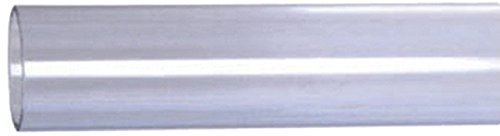 AquaForte Tuyau à air Transparent 4 x 6 mm, 100 m