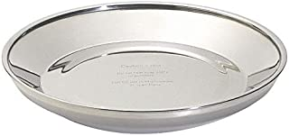 Carlisle Dinex DXTMP1097A - Insulated Base Wax 9 in dia. SS PK12