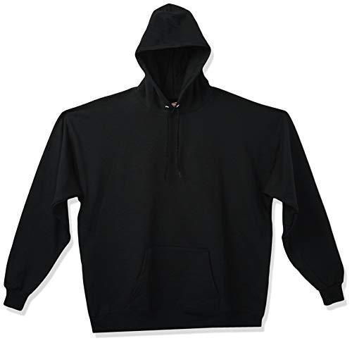 Our #6 Pick is the Hanes Men's Pullover Ecosmart Fleece Hooded Sweatshirt