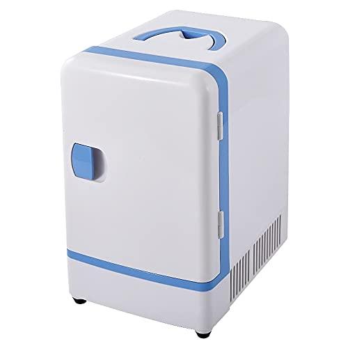 YUQIYU Doble uso de 12 V 7L Mini refrigerador Coche portátil Multi- Function Warmer Warmer Home Camping Cooler Fridge 36-48W refrigeradores