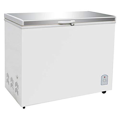 Congelateur coffre 260 L avec couvercle inox - Combisteel - R600A
