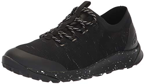 Chaco Women's Scion Sneaker, Black, 9 M US