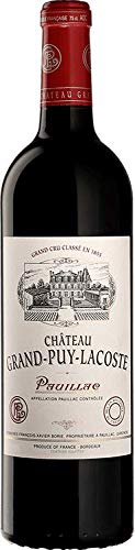 2014 Chateau Grand Puy Lacoste - 6x0,75l