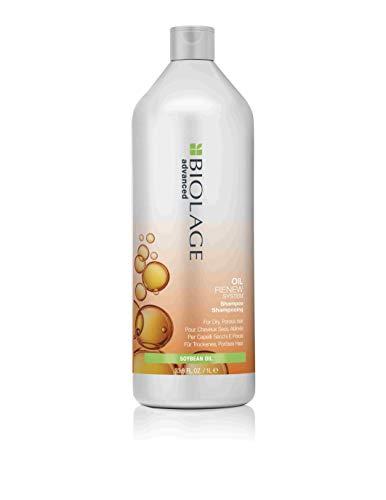 Biolage Oil Renew System Shampoo 1000 ml - 1000 ml