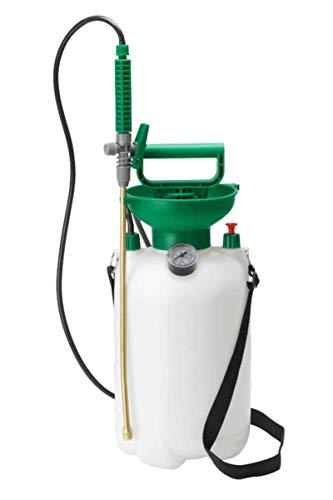 Gardenfeelings Drucksprüher 5 l zum Bewässern, Ablösen und Reinigen