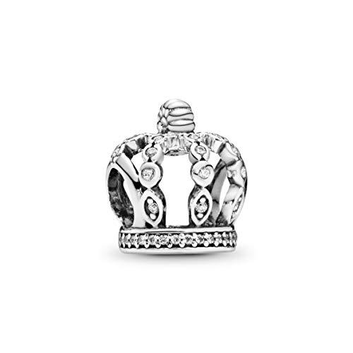 Pandora Damen -Bead Charms 925_Sterling_Silber zirkonia 792058CZ