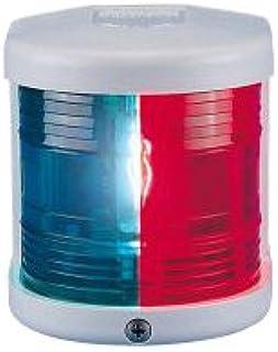 Aqua Signal /serie 40 Quickfit topp luz Tri-color cuerpo negro