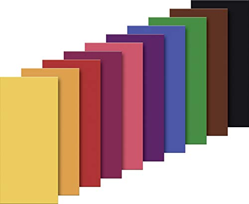 Knorr Prandell 218301092 Knorr prandell 218301092 Wachsplatten Sortiment 175 x 80 x 0,5 , Sortierung (Basic 3)