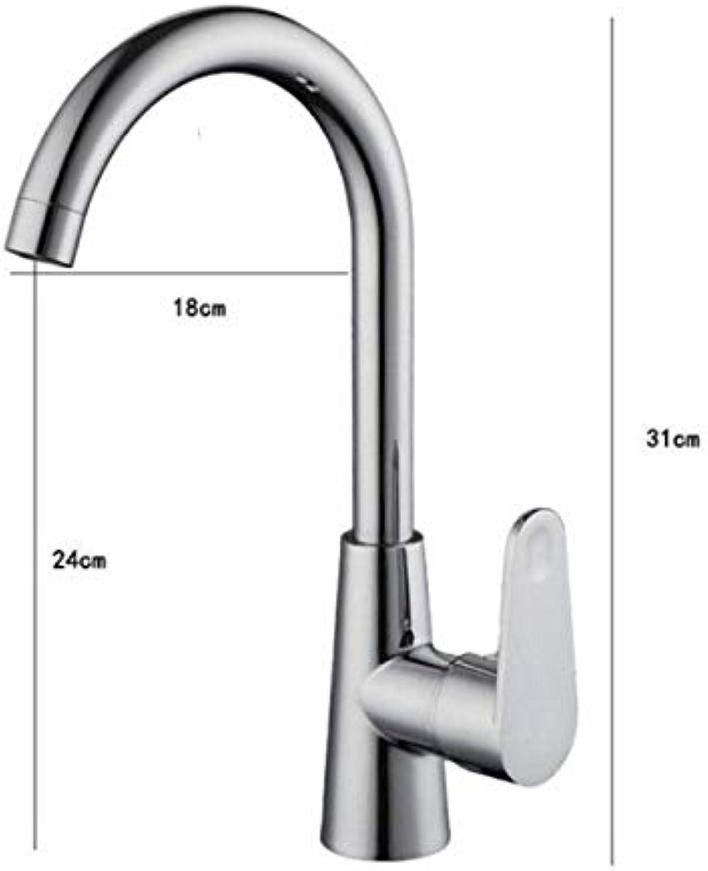 Generic Long Neck Spout Tap Mo Mono Bloc Chrome Kitchen Sink Single Lever Mixer Tap Swivel Long Neck Spout Chrome Kitchen Sink Mix