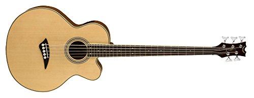 Dean - Acoustic-Electric Bass Cutaway 5 String