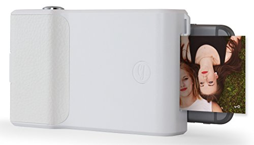 Prynt PW200006-WH Get Instant Photo Prints with The Prynt Case for iPhone 6 Plus / 6s Plus / 7 Plus - White