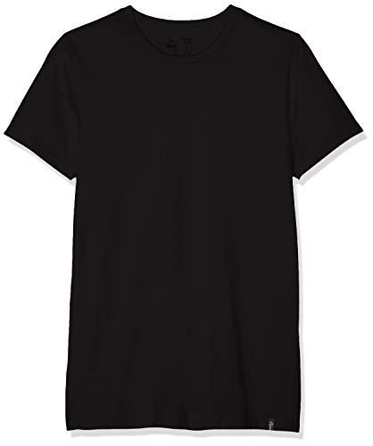Trigema Herren 637201 T-Shirt, (Schwarz 008), Small (Herstellergröße: S)