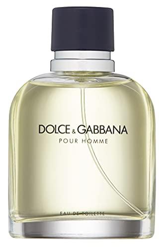 Dolce & Gabbana Pour Homme, Agua de Tocador con Vaporizador para hombre, 125 ml