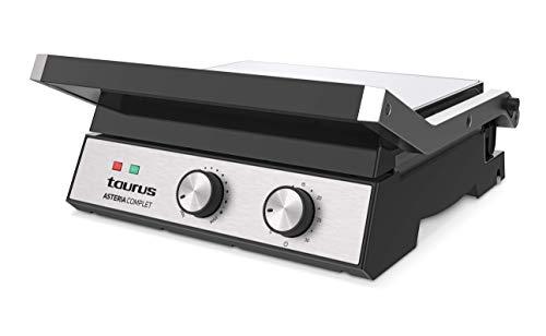 TAURUS QUICK PRO Olla de Presión Eléctrica, Programable 24 Horas, Digital, 5 Litros, Recetario Incluido