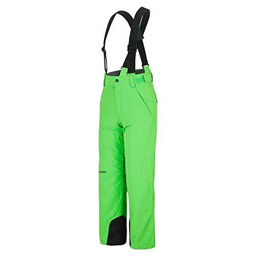 Ziener Junior Ando Grün, Kinder Hose, Größe 152 - Farbe Green
