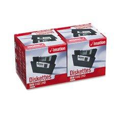 8,9 cm (3 1/2 Zoll) Disketten, formatiert, PC-Format, 1,44 MB, DS-DH, 50 Stück