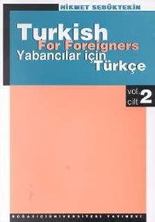 yabancilar icin turkce