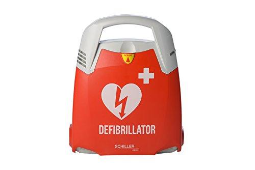 SCHILLER FRED PA-1 AED Defibrillator Vollautomatisch Deutsch