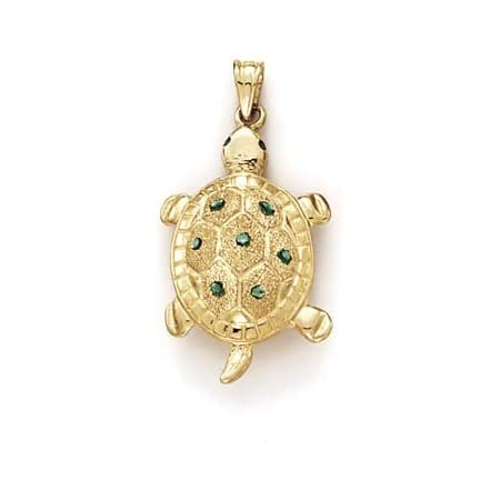 Delicate Necklace Turtle Jewelry Turtle Gifts for Her 14K Gold Plated Turtle Pendant Gold Plated Turtle Necklace