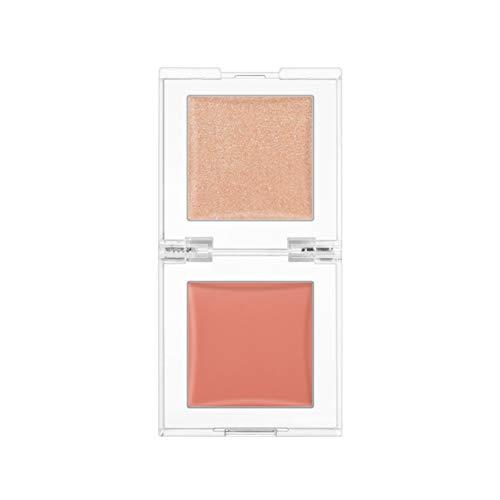 Ardorlove 2 Couleurs Blush Haute Brillance Coupe Tout-en-un Purée De Pommes De Terre Blush Highlight Réparation Maquillage Cosmétique