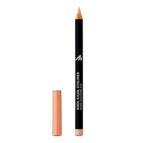Manhattan Khol Kajal Eyeliner, Nude Kohle-Kajalstift für strahlend große Augen, Farbe Nude Couture 51D, 1 x 1,3g