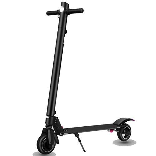 Dapang Vespa eléctrica Plegable - E-Bici Impermeable de 350W 24V con Rango...