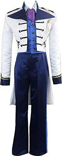 BangYan New Cosplay Costume for Frozen Snow Film Prince Hans