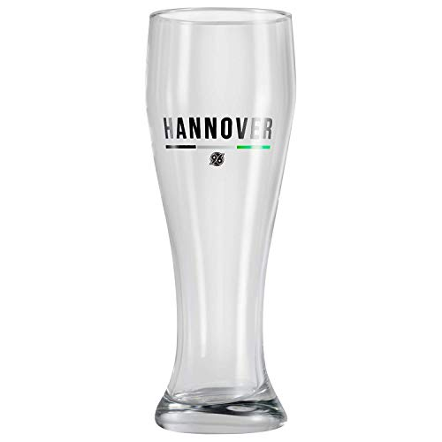 Hannover 96 Weizenbierglas, Glas Hannover 063702218
