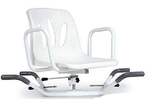 Sedile Per Vasca - Sedia Girevole Da Bagno Per Malati E Anziani - Originale Cura Farma