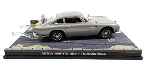 007 James Bond Car Collection #11 Aston Martin DB5 (Thunderball)